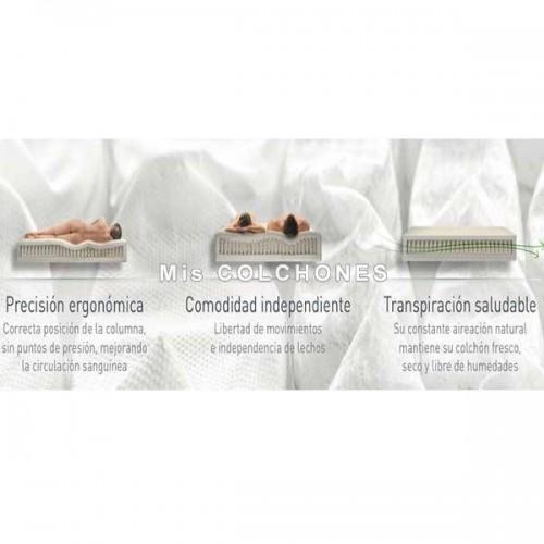 colchon juvenil play muelle ensacado sonpura