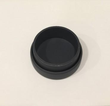 Taco de plástico para patas de somier 50 mm.