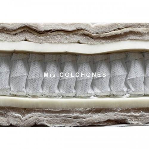 Colchon natural muelle ensacado IAS Prestige de Treca