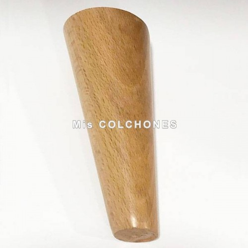 Pata madera oblicua