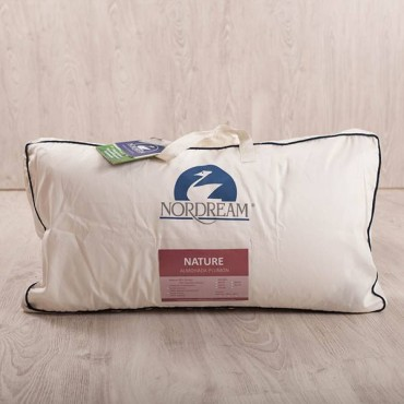 Almohada Duvet Nature Mini Doble Funda.