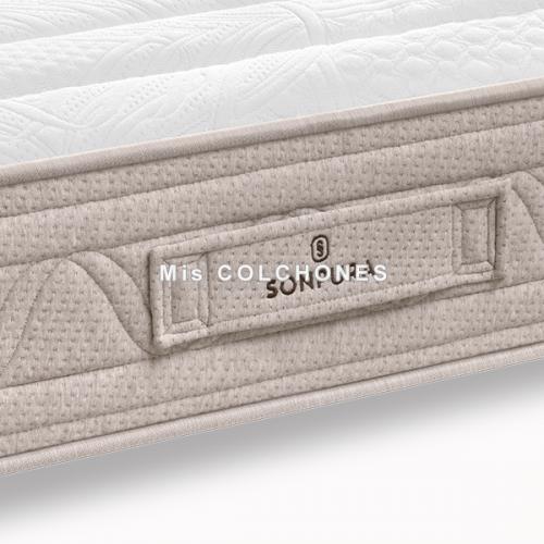 colchón muelles ensacados smartsonpura