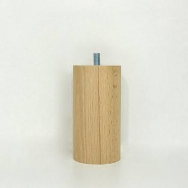 Patas madera redondas