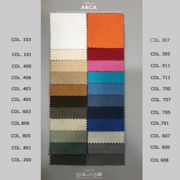 Cama Daily con canapé abatible Textil Arca Altura 104 cm