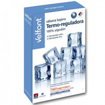 Funda almohada termo-reguladora Velfont.