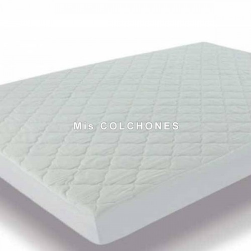 Cubrecolchon impermeable lyocell reversible